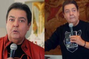 Faustão fez uma edição histórica no último domingo (14) (Foto: reprodução/Globo)