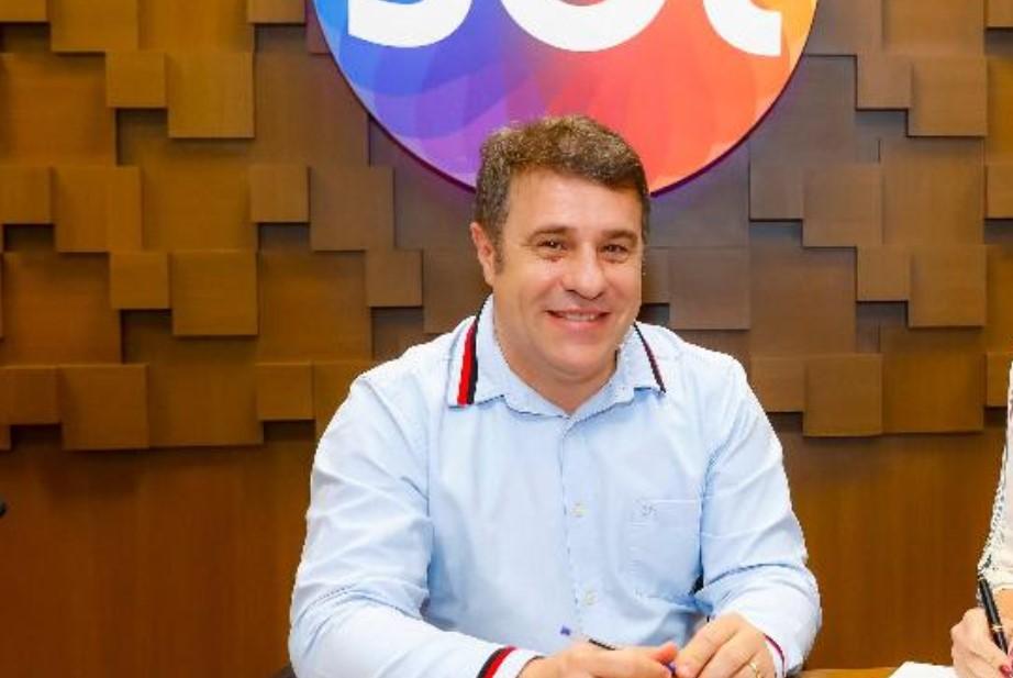 Fernando Pelegio, diretor do SBT, falou sobre Silvio Santos e atriz global - Foto: Reprodução