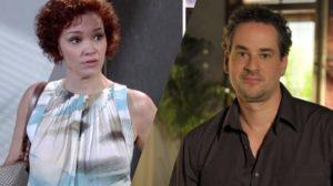 Fina Estampa fará com que Esther prove sua importância para Paulo na Fio Carioca (Montagem: TV Foco)