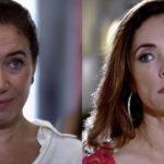 Griselda (Lilia Cabral) ameaçará Tereza Cristina (Christiane Torloni) em Fina Estampa (Foto: Reprodução/Globo)