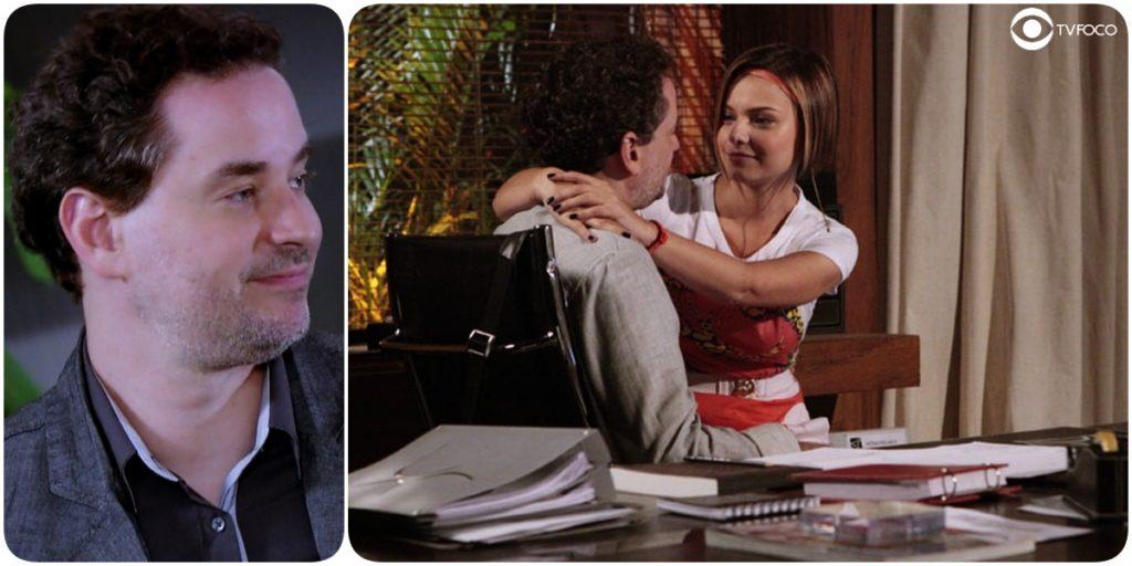 Vanessa enrola o namorado em Fina Estampa