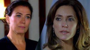 Fina Estampa trará mais um embate daqueles entre Tereza Cristina e Griselda (Montagem: TV Foco)