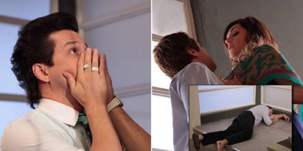 Tereza Cristina mata amante de Crô, Fred em Fina Estampa (Imagem: Divulgação)