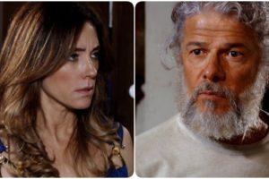 Tereza Cristina (Christiane Torloni) foge com Pereirinha (José Mayer) no final de Fina Estampa (Foto: Reprodução/Globo/Montagem TV Foco)