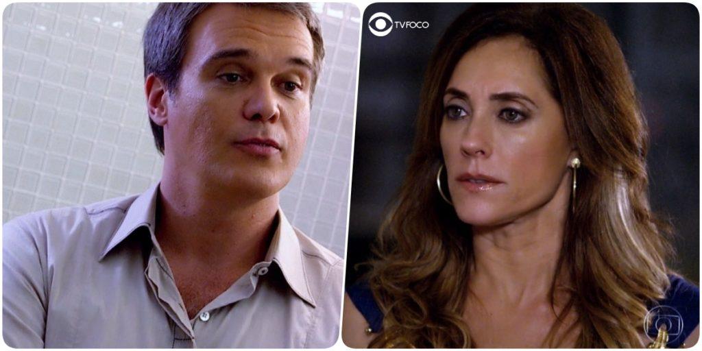 René conseguirá deixar Tereza Cristina de queixo caído em Fina Estampa