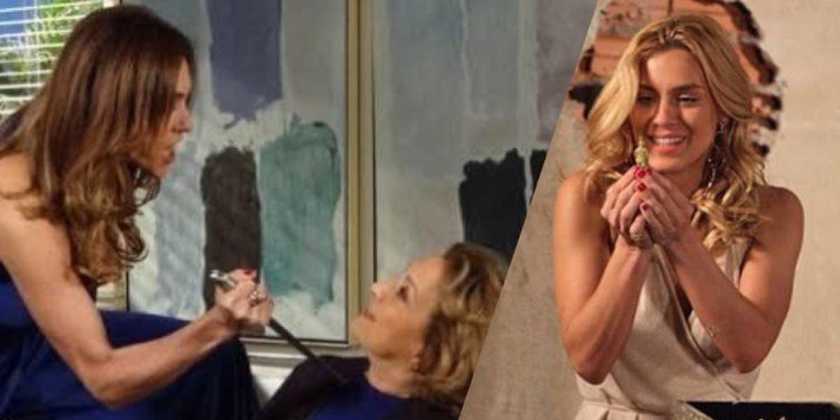 Fina Estampa terão mistérios revelados de Tereza Cristina e o tesouro chinês (Montagem: TV Foco)