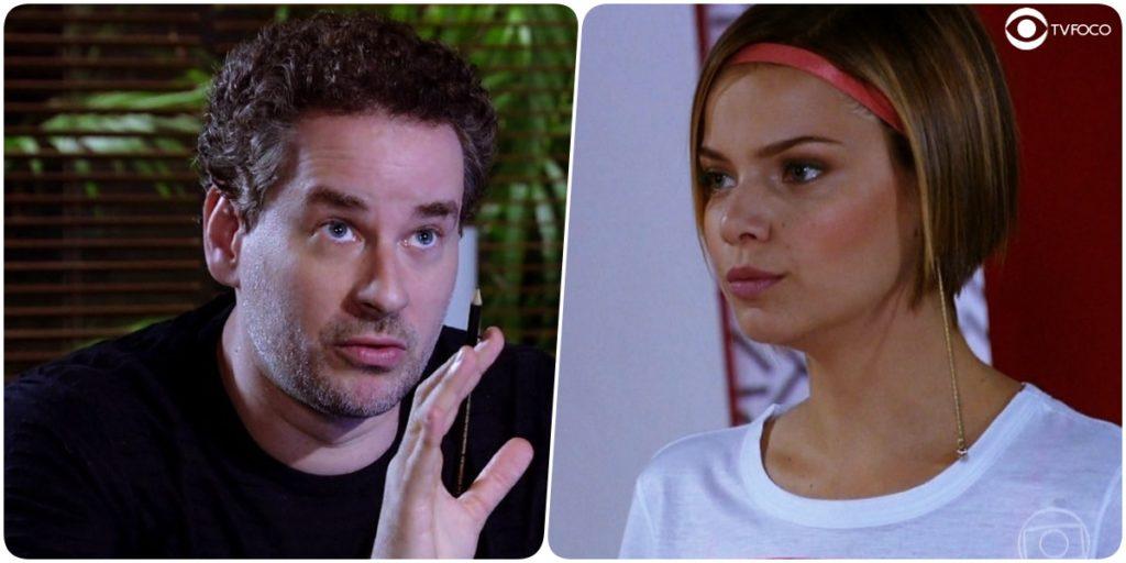 Paulo tenta avançar com Vanessa, mas em Fina Estampa