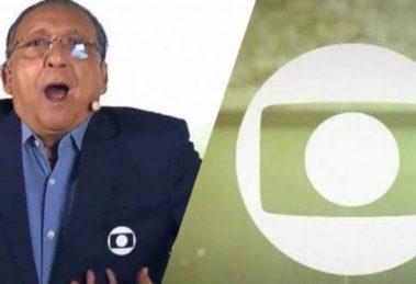 Em 1992, Galvão Bueno deixou a Globo e foi para a novata emissora paranaense OM (Montagem: TV Foco)