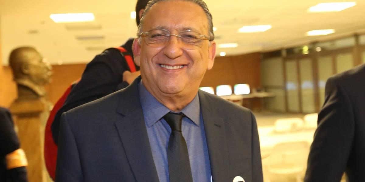 O narrador esportivo da Globo, Galvão Bueno (Reprodução)