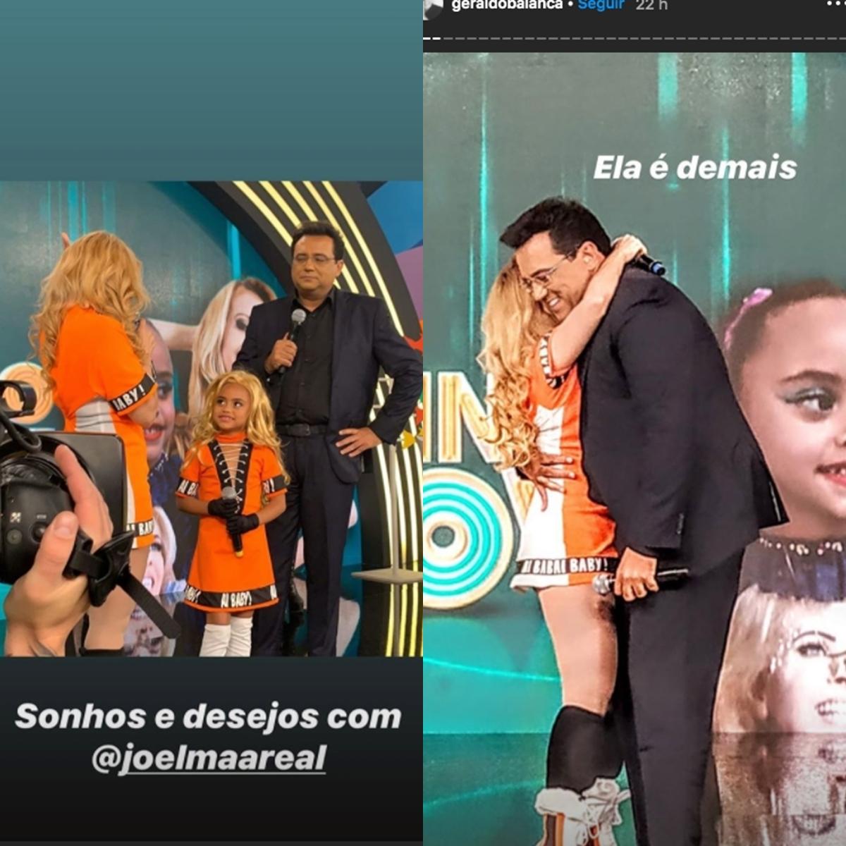 Geraldo Luís comentou sobre sua relação com Joelma em seu aniversário (Foto: reprodução/Instagram)