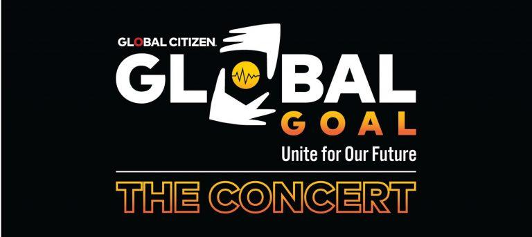 Com Lady Gaga, Justin Bieber e Shakira, Global Goal: Unite For Our Future vai ser transmitido pela TV Globo (Foto: Reprodução)