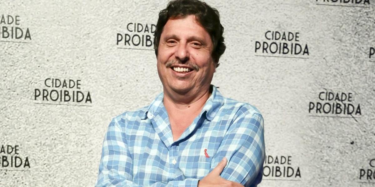 Mauro Wilson, autor da nova novela das sete (Foto: Marilia Cabral/Globo)