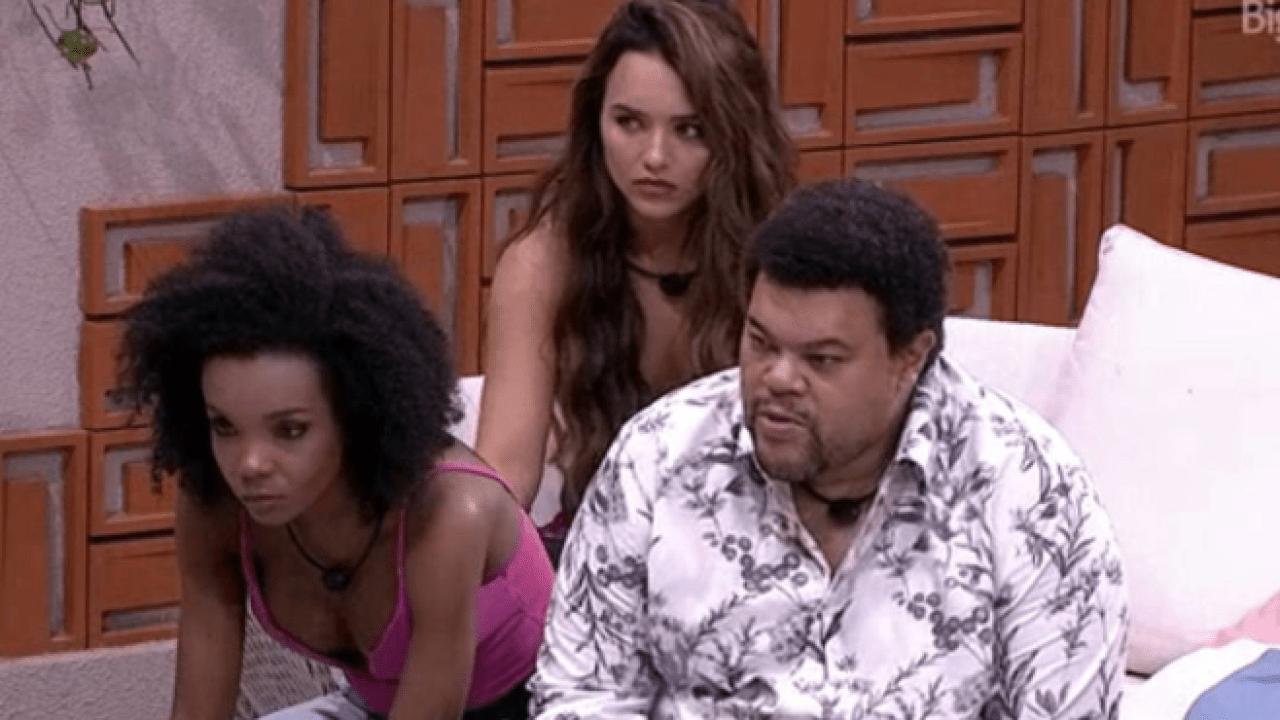 Rafa, Babu e Thelma ganharam contrato longo com a Globo - Foto: Reprodução