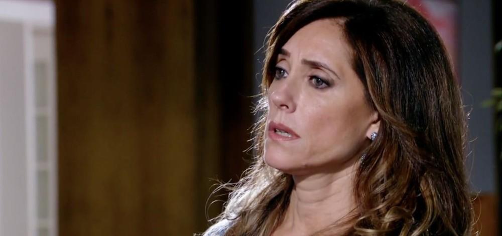 Tereza Cristina em cena da novela Fina Estampa (Foto: Divulgação)