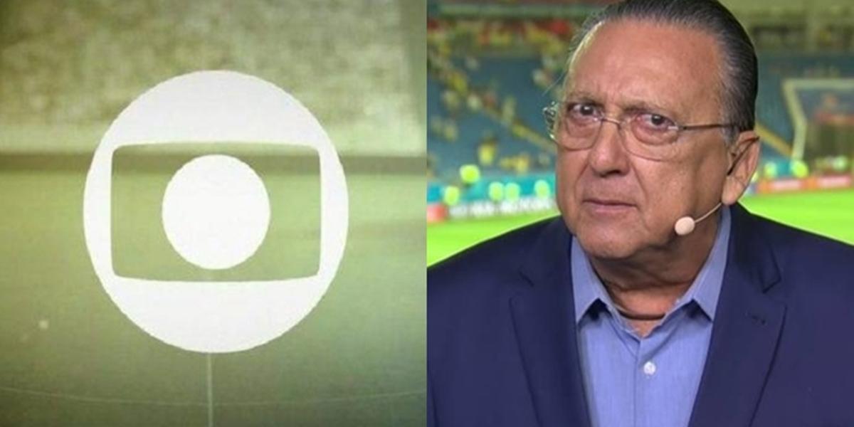 Galvão Bueno, principal rosto do esporte da Globo; emissora desistiu de transmissão do Campeonato Carioca e assinantes prometem ir à Justiça (Foto: Reprodução/Globo)