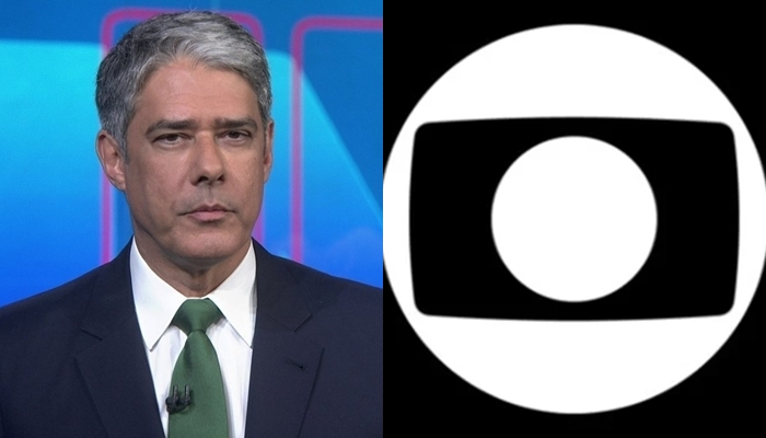 William Bonner no Jornal Nacional, que tem o segundo intervalo mais caro da Globo; emissora congelou preços novamente (Foto: Reprodução/Globo)