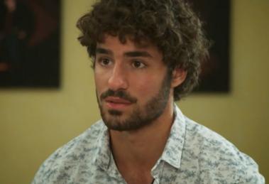 José Condessa, ator português que abandonou Salve-se Quem Puder; autor da novela ficou magoado (Foto: Reprodução/Globo)