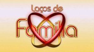 Globo: Logo da novela Laços de Família (Imagem: Reprodução)