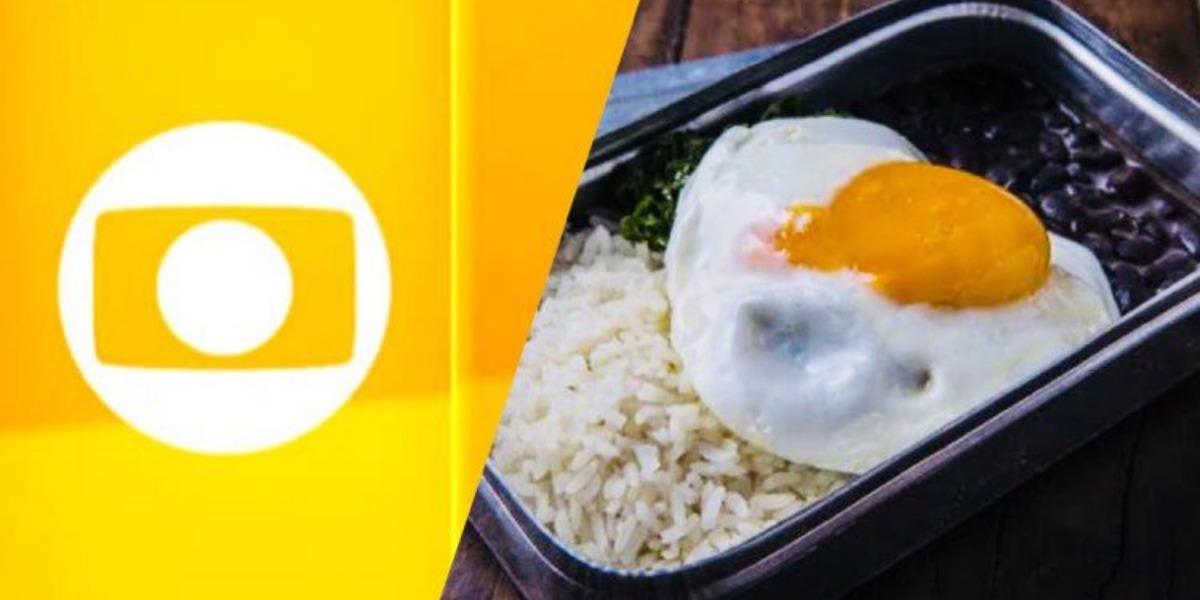 Sem bandejão na Globo, funcionários terão que usar praça de alimentação ou levar sua própria refeição de casa (Montagem: TV Foco)