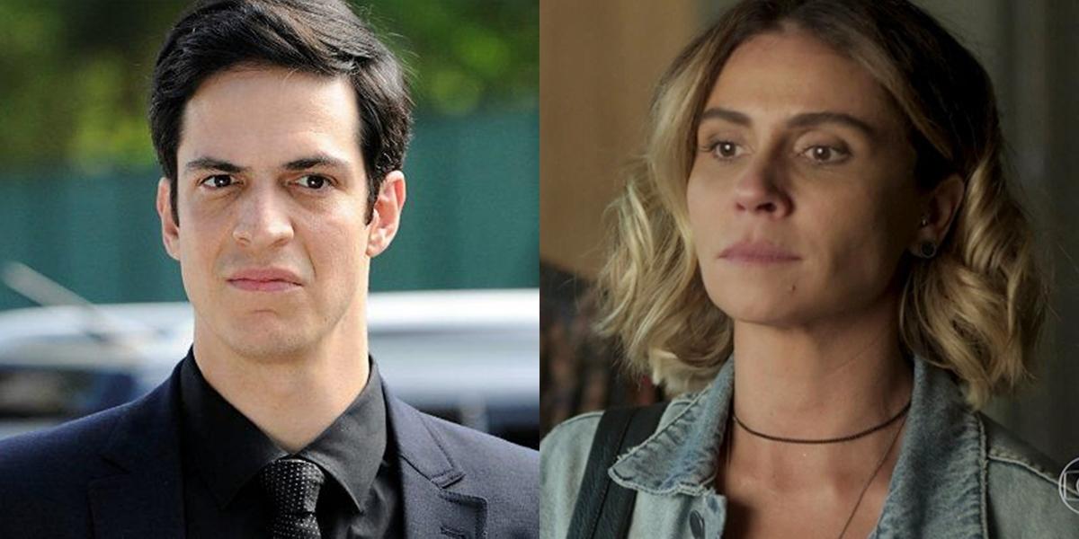 Mateus Solano e Giovanna Antonelli estão no elenco da próxima novela das sete da Globo, que terá mudança de nome (Foto: Estevam Avellar e Reprodução/Globo)