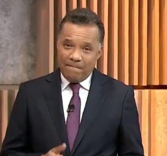 Heraldo Pereira se emocionou ao vivo ao conduzir debate histórico na GloboNews