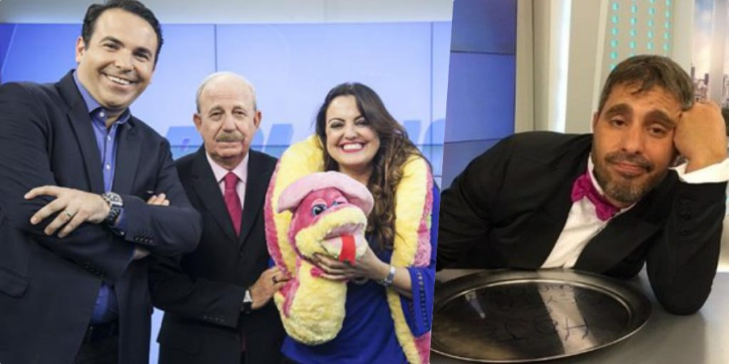 cobra Judite, não faz mais parte do time da Hora da Venenosa da Record (Foto montagem)