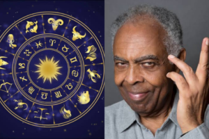 A sexta (26)é marcada pelo aniversário do cantor Gilberto Gil, que é do signo de Câncer (Foto: Reprodução)
