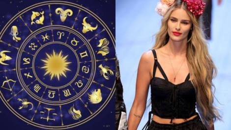O sábado (06) é marcado pelo aniversário da filha de Luíza Brunet, a modelo Yasmin Brunet. Ela é do signo de Gêmeos (Foto: Reprodução)