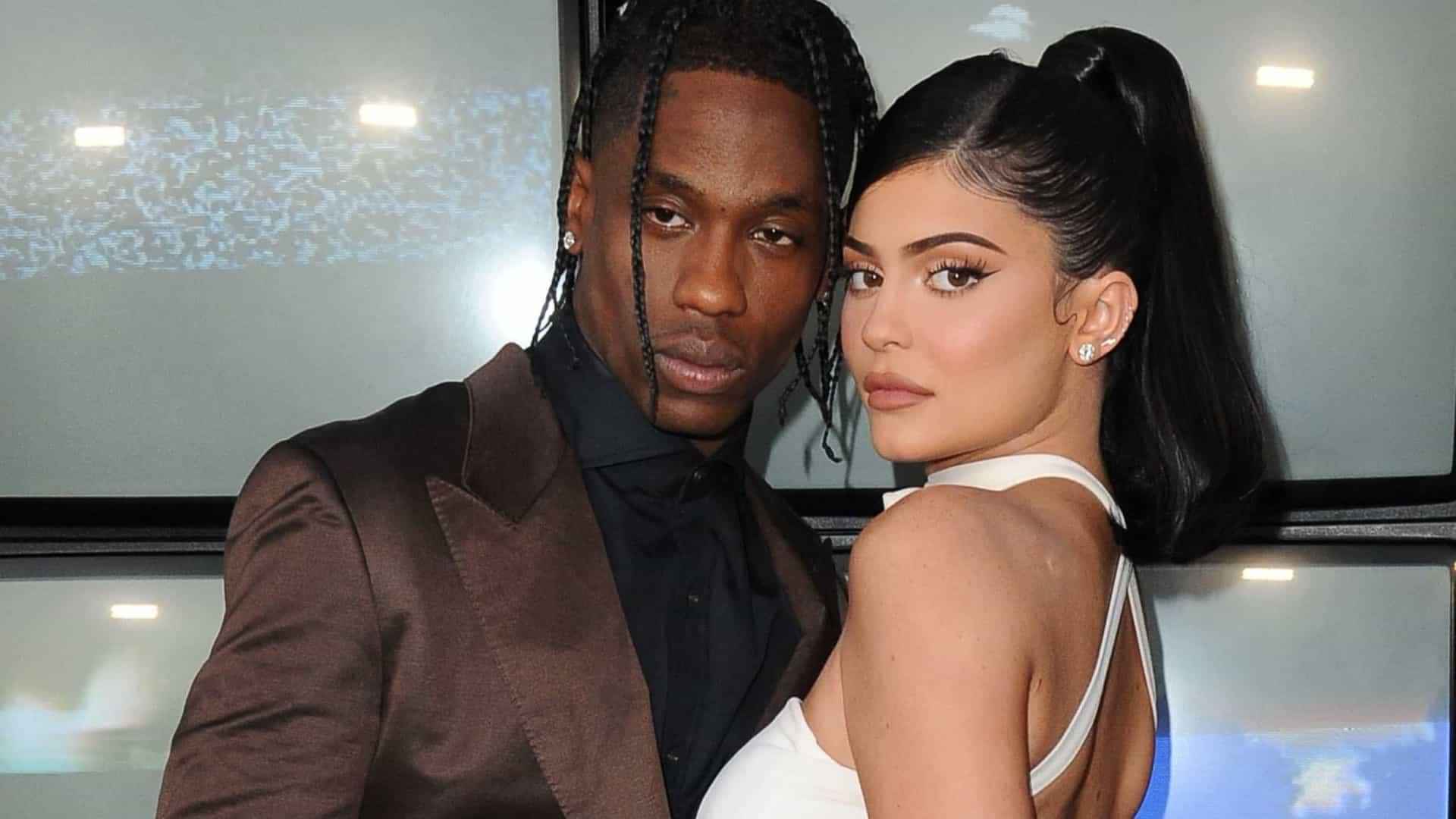 Kylie Jenner e Travis Scott são flagrados em encontro e retorno é anunciado (Foto: Reprodução)