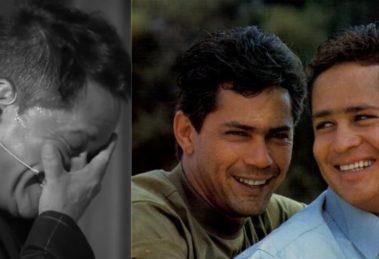 Leandro e Leonardo formaram uma dupla no passado (Foto: Reprodução/TV Globo/Divulgação)