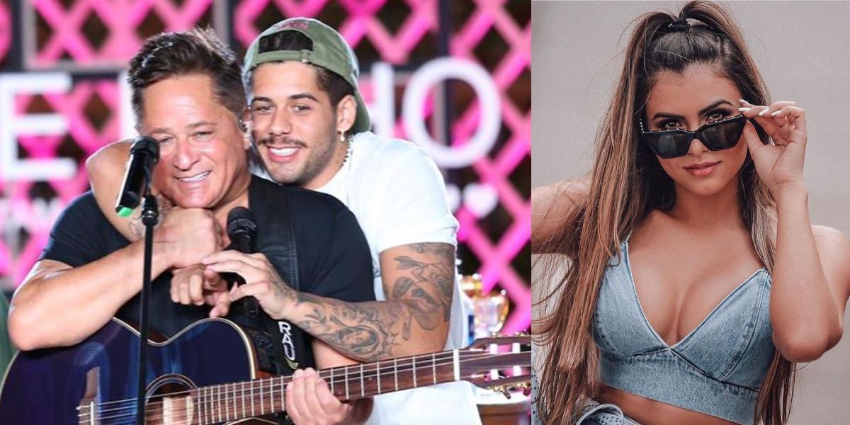 Zé Felipe, filho de Leonardo, foi noivo de Isabella Arantes (Foto: Reprodução/Instagram)