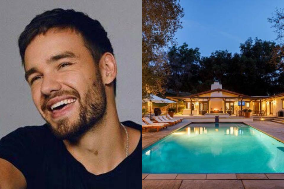 Liam Payne, ex-One Direction, coloca mansão à venda por R$ 54 milhões (Foto: Reprodução)