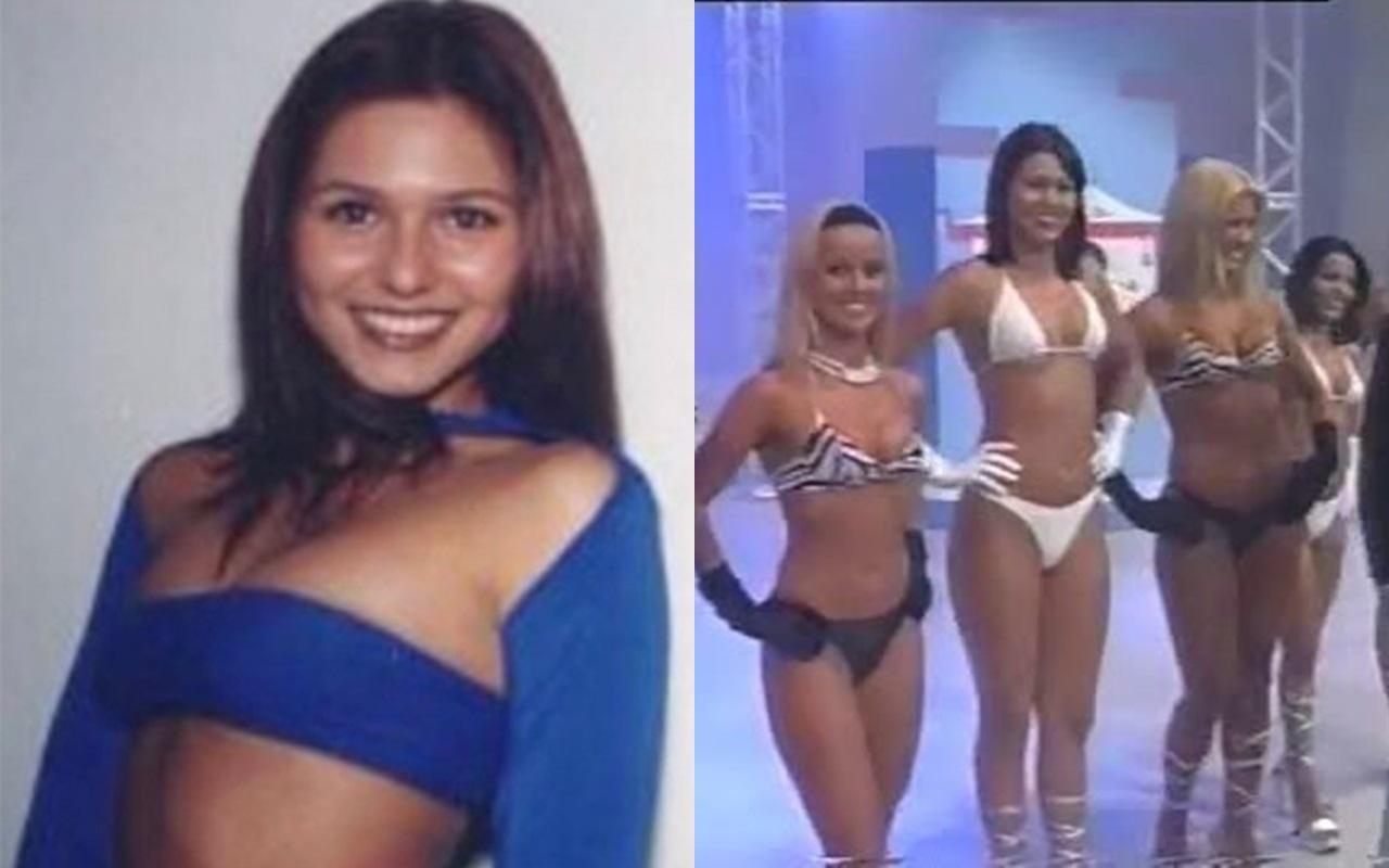 Lívia Andrade como Mallandrinha (Foto: reprodução)