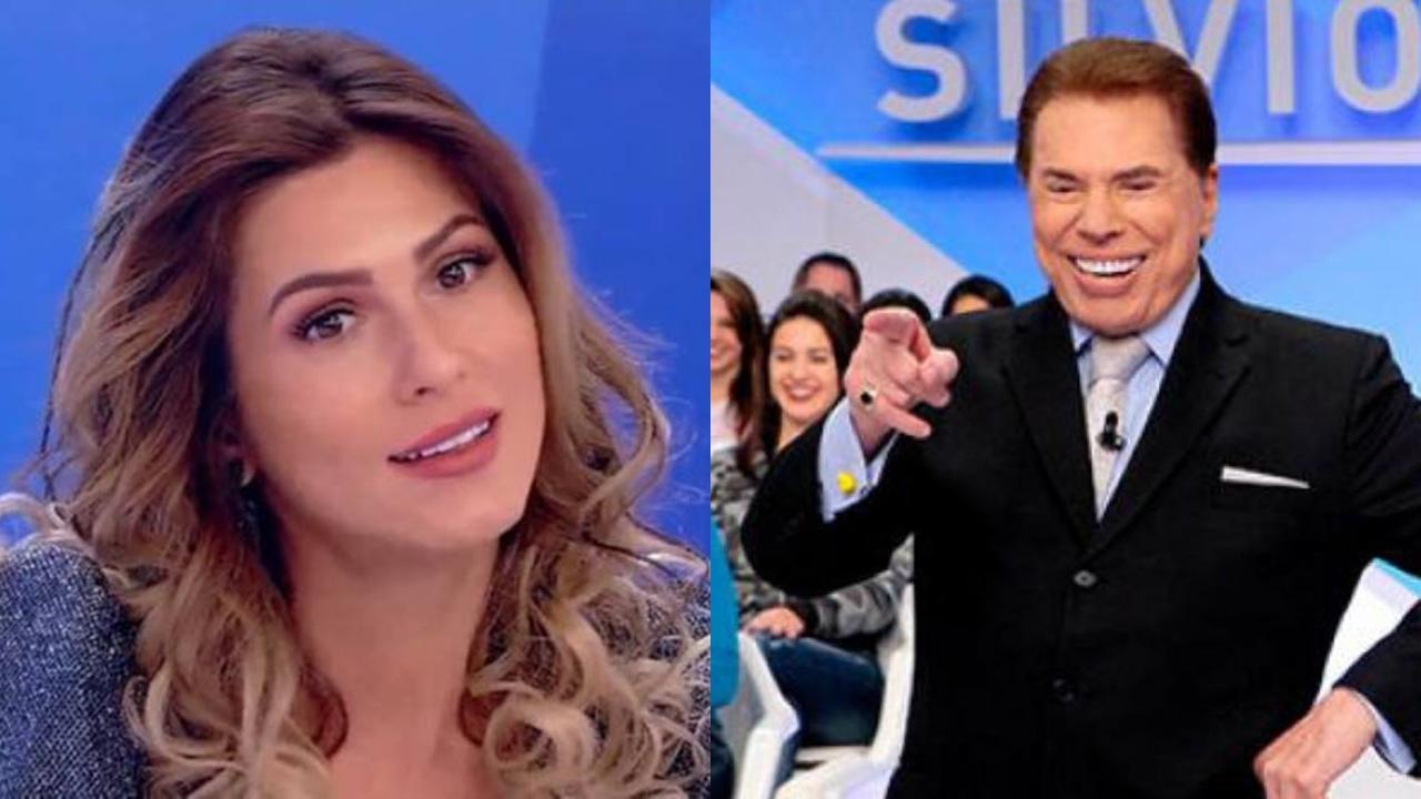 Lívia Andrade fez uma revelação e envolveu Silvio Santos (Foto: reprodução)
