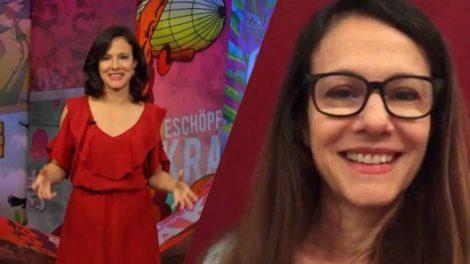 Lorena Calabria passou por praticamente todos os canais da TV aberta e hoje se dedica ao seu próprio canal no Instagram (Montagem: TV Foco)