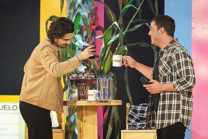 Cantores fazem live de quarentena juntos - Foto: Divulgação