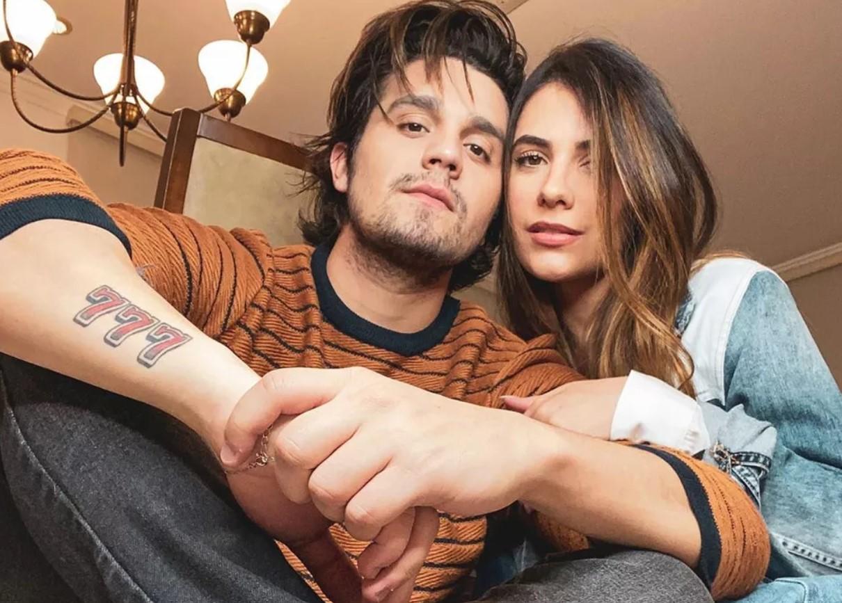 Luan Santana e Jade Magalhães são namorados - Foto: Reprodução