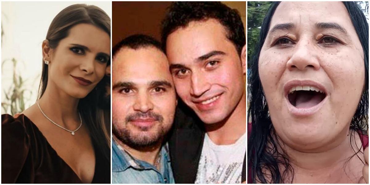 Cléo Loyola fez graves acusações contra Flávia Fonseca, atual esposa de Luciano Camargo (Reprodução)