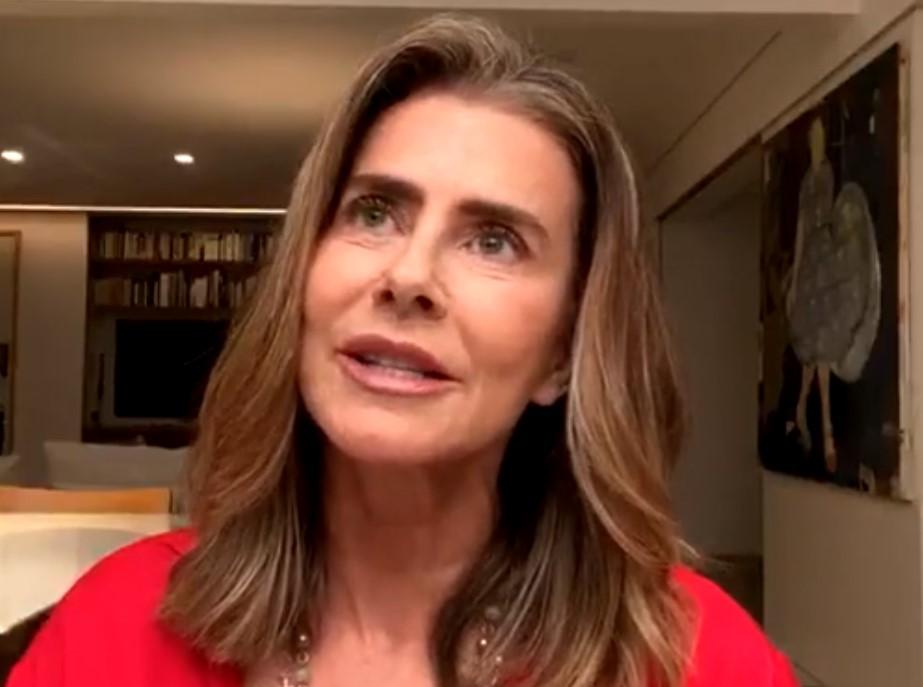 Maitê Proença falou sobre direção da Globo - Foto: Reprodução
