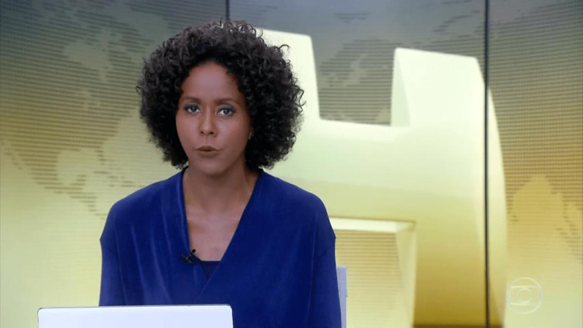 Globo desmentiu fake news envolvendo Maju Coutinho (Reprodução)