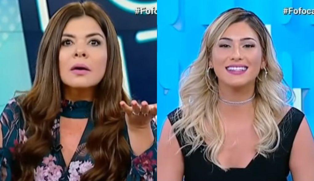 Mara Maravilha e Lívia Andrade (Foto: Divulgação)