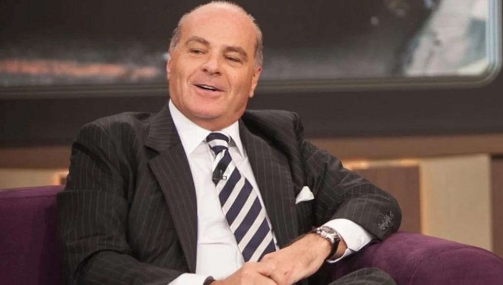 Marcelo de Carvalho é vice-presidente da RedeTV! (Foto: reprodução)