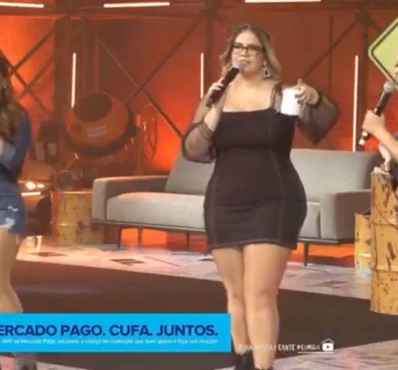 Marília Mendonça fugiu de pergunta feita por Maiara e Maraísa e aumentou desconfiança - Foto: Reprodução