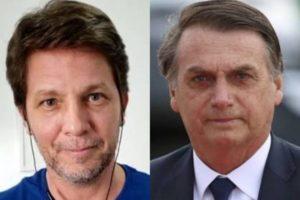 Mario Frias e Jair Bolsonaro (Foto: Montagem)