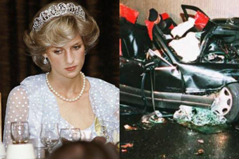 Verdade sobre a morte da princesa Diana vem à tona (Foto: Reprodução)