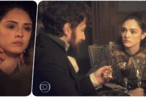 Anna vira prisioneira de Thomas em Novo Mundo