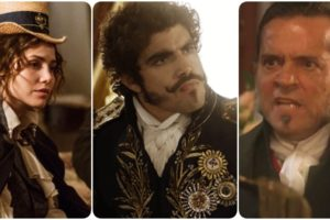 Pedro será humilhado por Bonifácio e Leopoldina salva o marido em Novo Mundo
