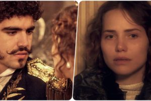 Pedro, mais uma vez, decepciona Leopoldina em Novo Mundo
