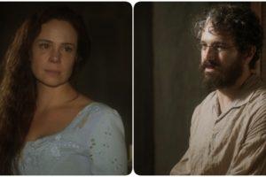 O encontro de Amália e Peter não é por acaso na novela Novo Mundo