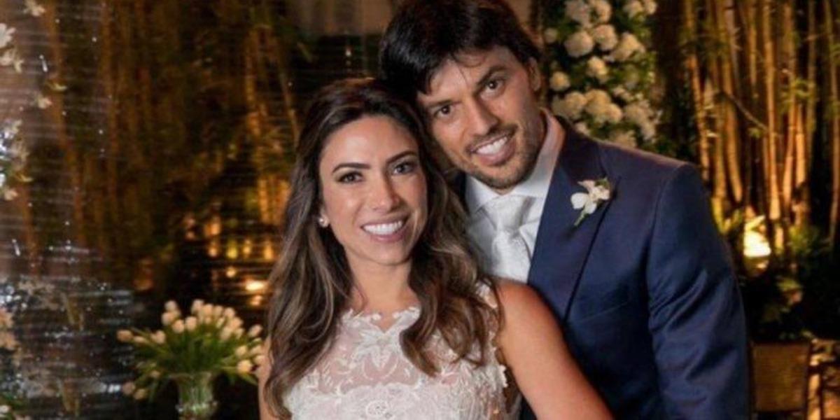 Patricia Abravanel esta com Fábio Faria desde 2013 (Imagem: Divulgação)